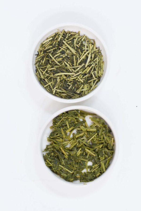 Kukicha thee