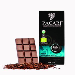 Pacari Manabi 65% - Evermore