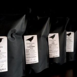 Proefpakket Koffie - 5 soorten | Evermore