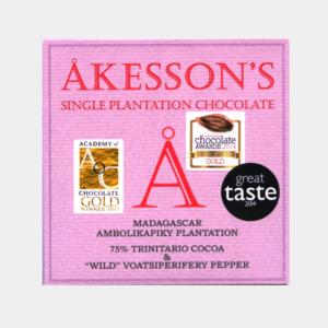 Akesson's 75% Voatsiperifery Pepper - Evermore