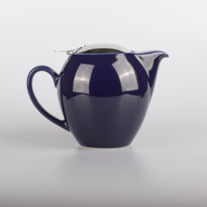 Zero Japan Teapot MDB Marine Deep Blue 580 ml