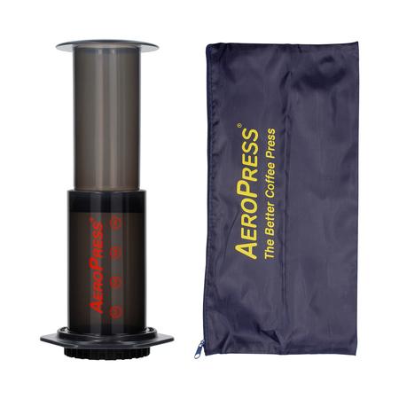 AeroPress plus gaaf tasje