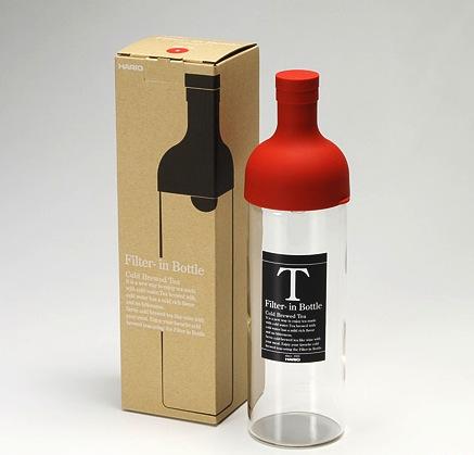 Filter in Bottle + verpakking.