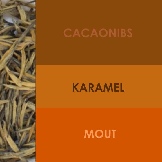 Tasting notes Golden Yunnan