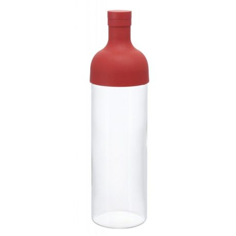Hario Filter in a Bottle Red | Evermore