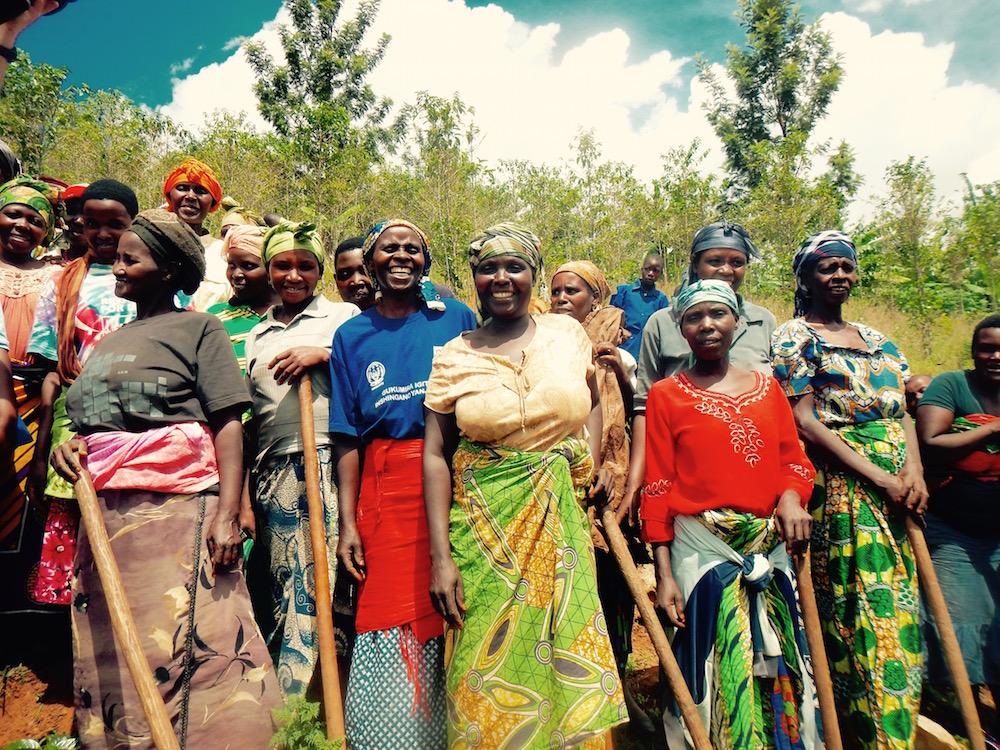De vrouwen van Ishema