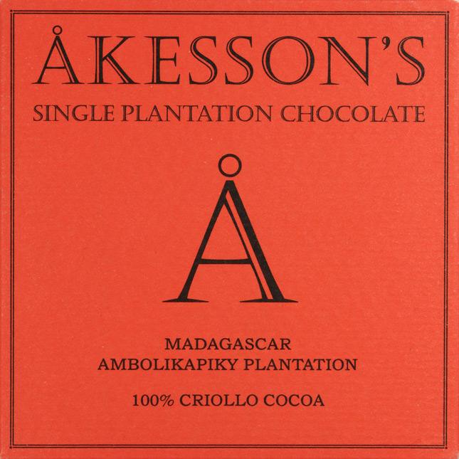 Åkesson's Madagascar 100% Criollo