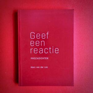 Marc van der Loo - Geef een reactie | Evermore