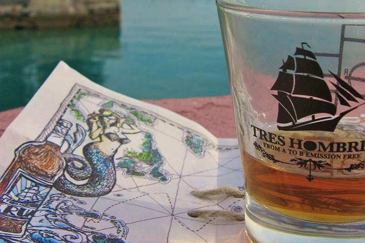 Tres Hombres Rum   Evermore