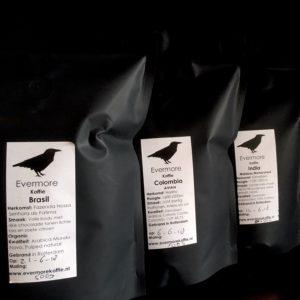 Proefpakket Koffie - 3 soorten | Evermore
