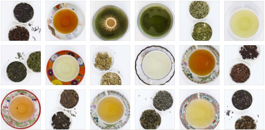 Tea Tasting | Evermore