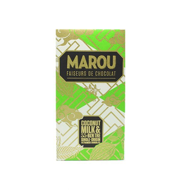 Marou Coconut Milk Ben Tre | Evermore