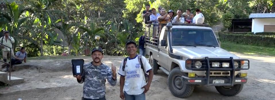 Nicaragua Cerro de Jesus | Evermore