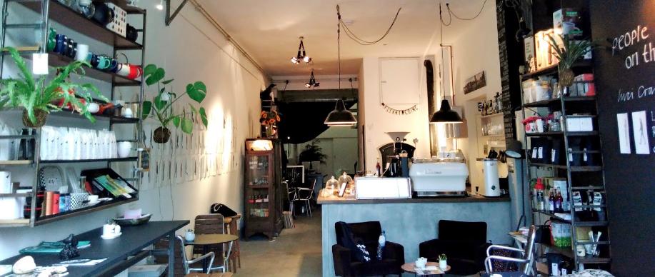 Evermore Koffiebranderij, Winkel en Bar | Evermore