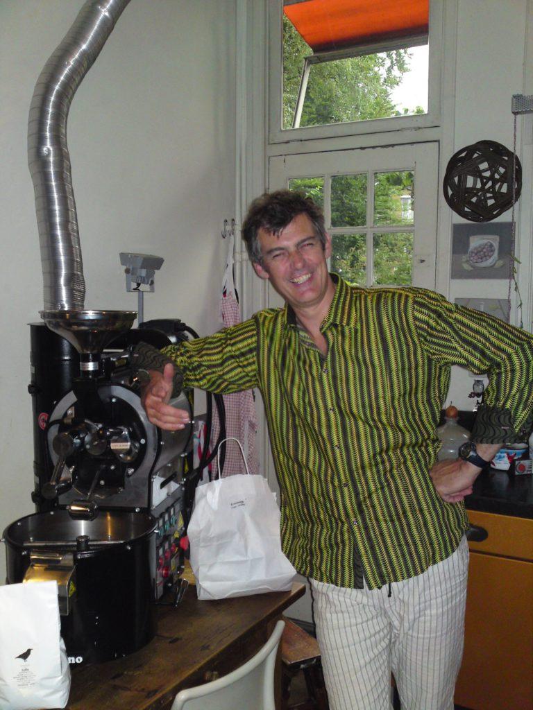 Koffiebrander Ian | Evermore
