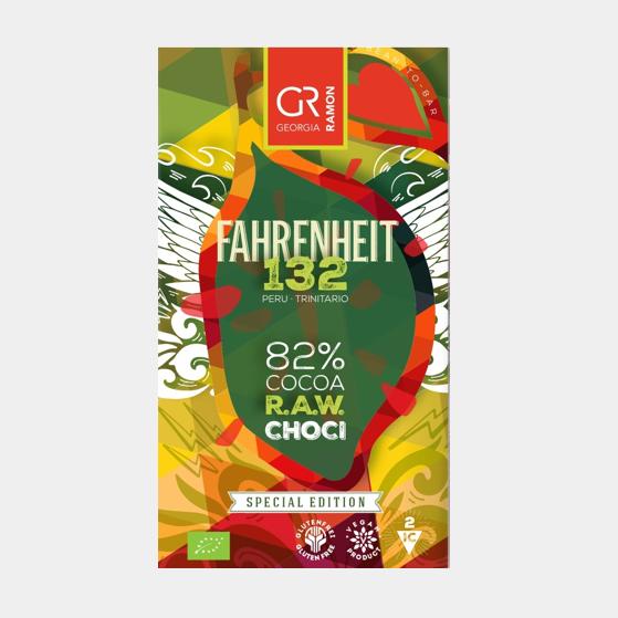 Georgia Ramon Fahrenheit 132 | Evermore