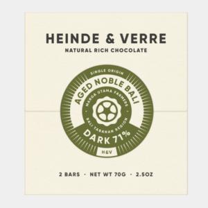 Heinde & Verre Aged Noble Bali 70g