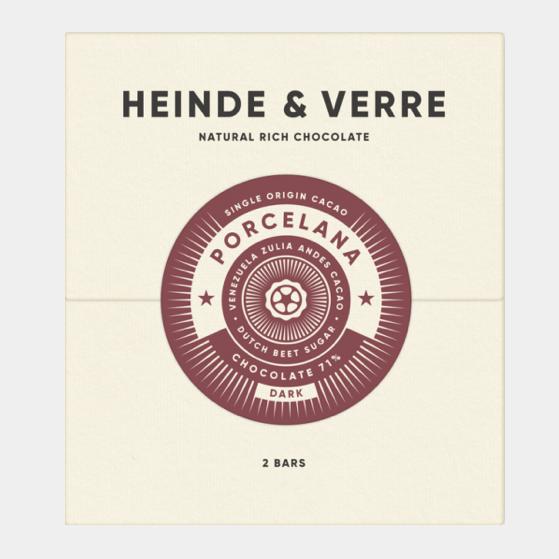 Heinde & Verre Porcelana 70g
