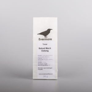 Baked Black Oolong | Evermore