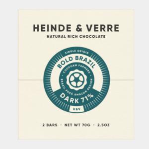 Heinde & Verre Bold Brazil 70g