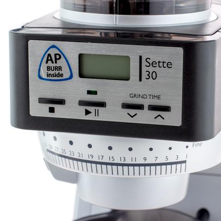 Baratza Sette 30 AP beeldscherm | Evermore