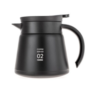 Hario V60 Insulated Stainless Steel Server | Evermore
