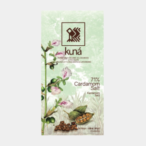 Kuna Cardamom Sea Salt | Evermore