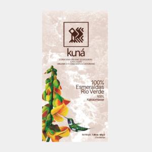 Kuna Esmeraldas Rio Verde 100% | Evermore