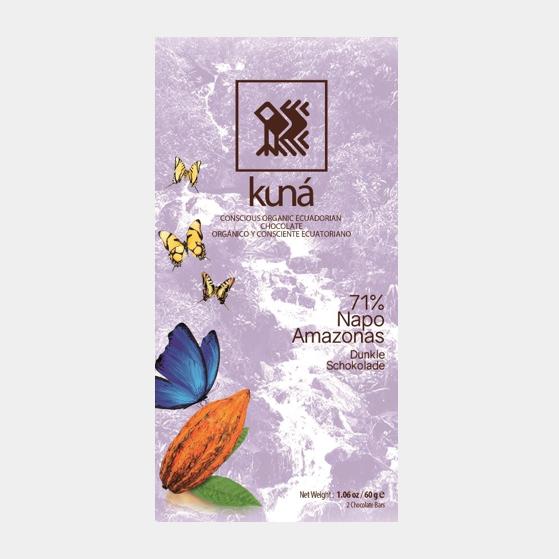 Kuna Napo Amazonas | Evermore