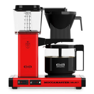 Moccamaster KBG Red | Evermore