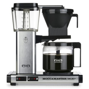 Moccamaster KBG Select Brushed | Evermore