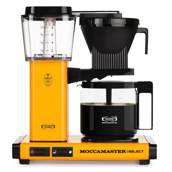 Moccamaster KBG Yellow Pepper | Evermore