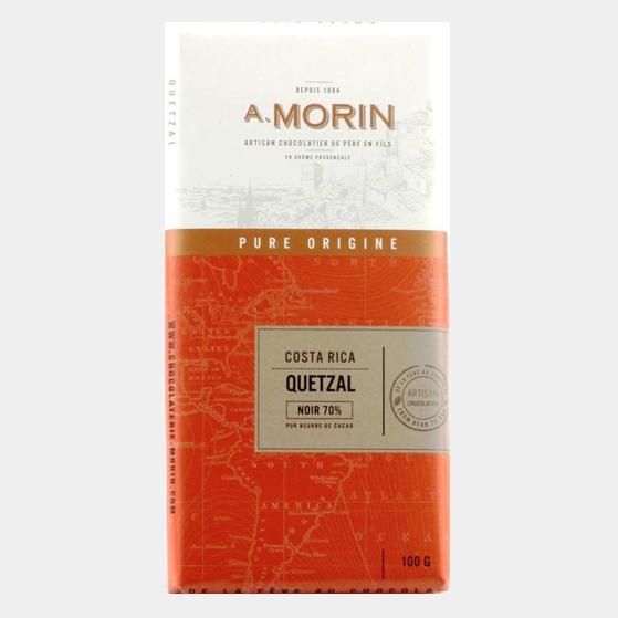 A Morin Costa Rica 70% Quetzal | Evermore