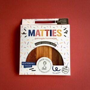 Doosje Matties Mix van Tante Toos Suikerloos