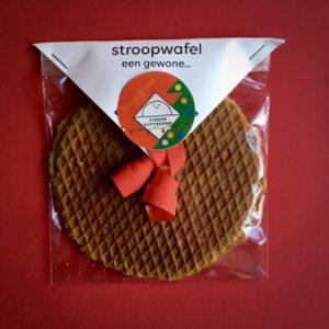 Stroopwafel Large van Stroop Rotterdam