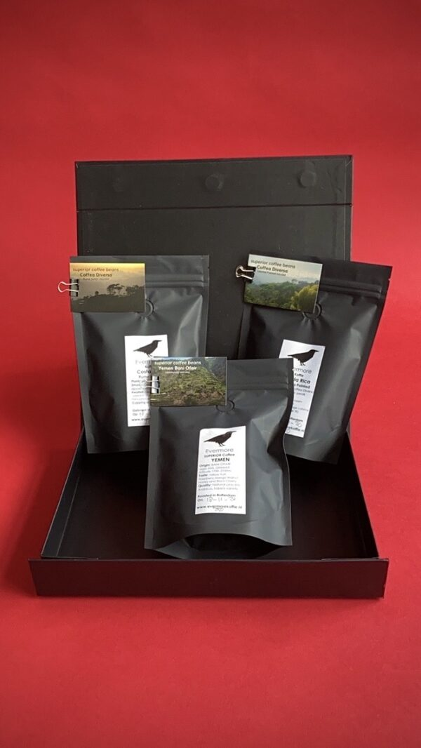Microlot Coffee Gift Box | Evermore