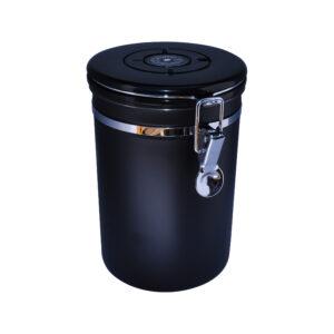 Coffee Canner Bewaarblik Mat Zwart | Evermore