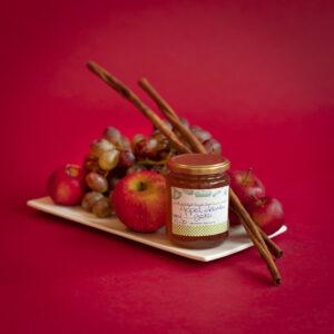 Appel-druivengelei van KookstudioMix