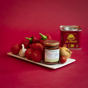 Tomaten-paprikaketchup van KookstudioMix