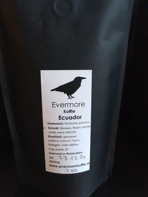 Shade-grown coffee Finca El Quinde Ecuador | Evermore