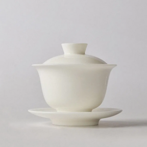 Porcelain Gaiwan White 160ml | Evermore
