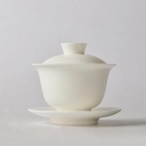 Porcelain Gaiwan White 160ml | Evermore