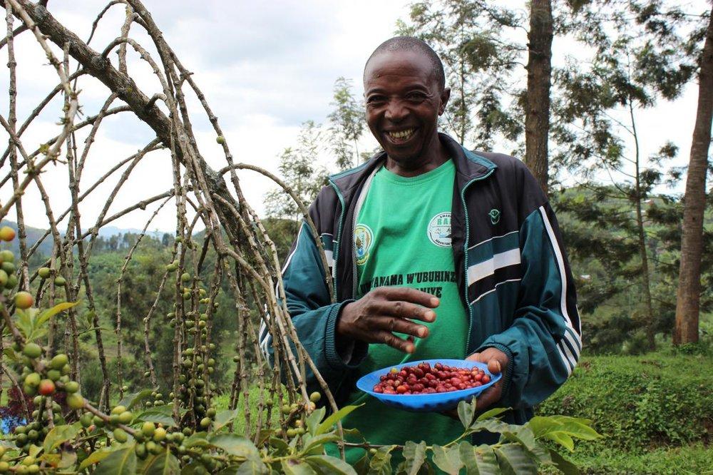 Rwanda Rushashi This Side Up